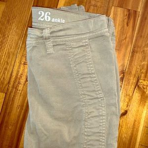 J Crew Army Green Pant